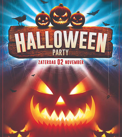 De Intro Halloween