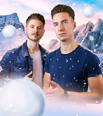 MERCO & REGGY Sneeuwbal tour 2020